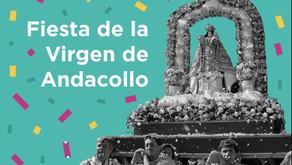 Celebrando a la Chinita de Andacollo