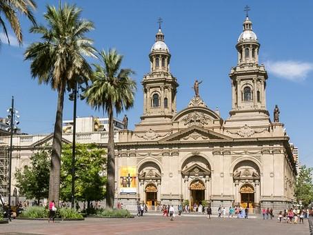 Iglesias patrimoniales: Primera parada, Santiago