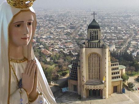 Misas y rezo del Rosario online conmemorarán los 103 años de las apariciones de la Virgen en Fátima