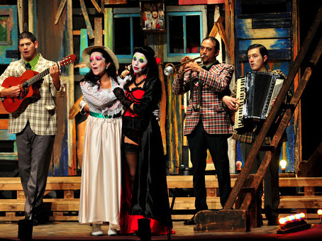 El Teatro en diálogo con la fe: Día Nacional del Teatro