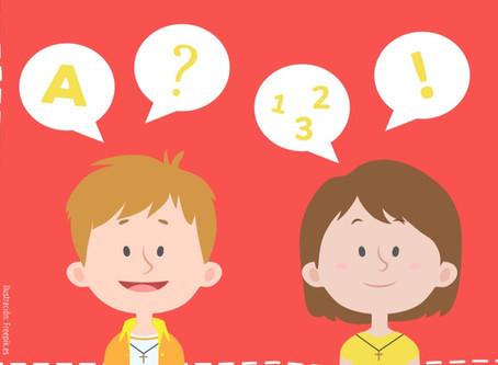 ¡Adivinanzas, rimas y preguntas para niños!