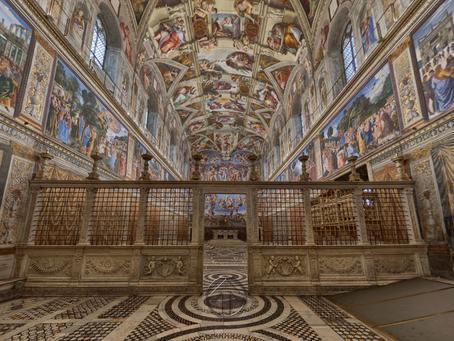 ¡De Roma a tu casa! Los Museos Vaticanos abren sus puertas al público