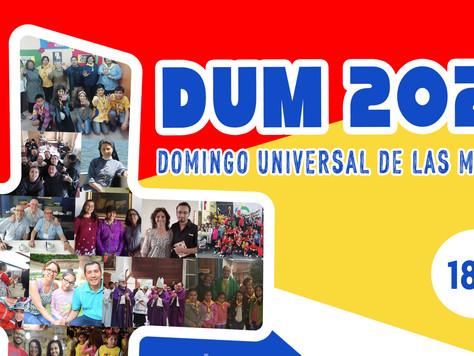 Celebremos el DUM: el día para despertar el espíritu misionero