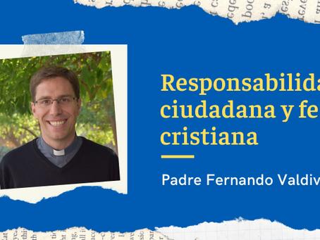 Responsabilidad ciudadana y fe cristiana