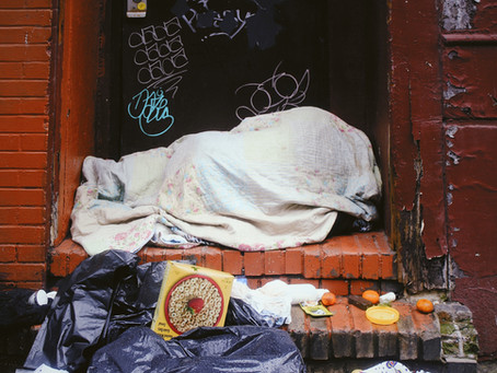 El aislamiento imposible: Vivir en la calle y el COVID-19
