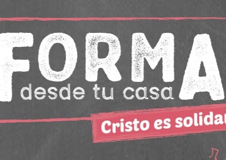 """""""Cristo es solidario"""": escucha el nuevo podcast de FORMA"""