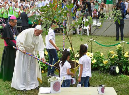 Ecos de la encíclica Laudato Si, cinco años después