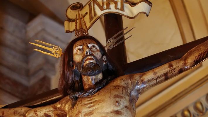 Cristo de Mayo - Iglesia San Agustín