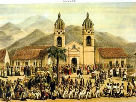 Orígenes de la celebración del Corpus Christi en Chile