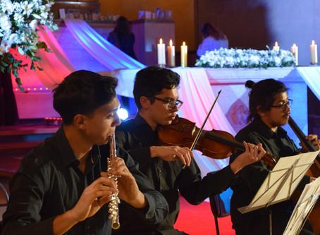 Música Sacra UC: Conciertos desde la casa