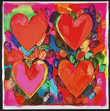 today   30646-Jim Dine hearts Mark 7 14.
