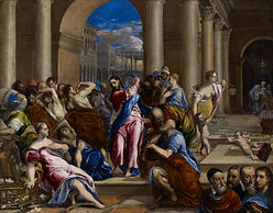 44311-El greco christ driving our money