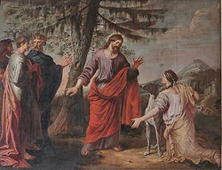 Michael_Angelo_Immenraet_-_Jesus_and_the