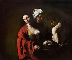 2beheading 0530-Caravaggio Salome and he