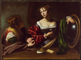 37906-Caravaggio Marth and Mary Luke 10.jpg