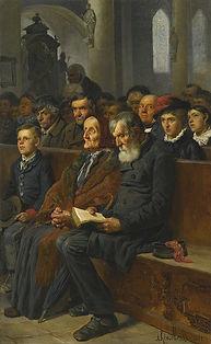71769-In Church Alexei Kivshenko Luke 24