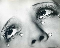 37166-Man Ray Tears Luke 7.webp