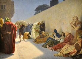 9 2 56154-Gebhard Fugel Christ healing L