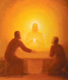 67692-Ladislav Záborský Christ risen Joh