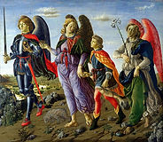 70762-Feast Archangels Botticini John 1.