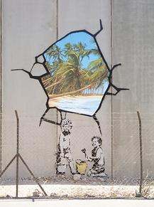 8834-Banksy Paradise lost matthew 11.webp