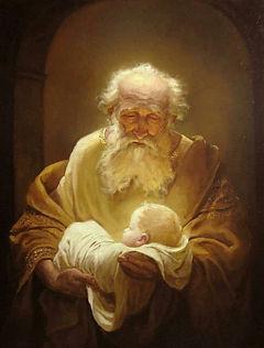 35229- Adrey Shishkin simeon and Jesus 2