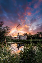 Sunset_Castle_Nieuwenhoven_SintTruiden_L