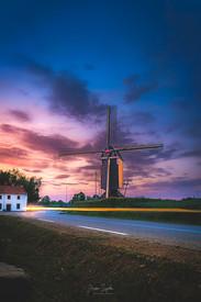 Windmill Drive By