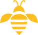 yellow bee illustrator png.png
