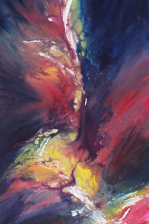 Elan's Flare (Limited Edition Print)