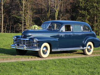 Cadillac Fleetwood Serie