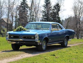 Pontiac GTO - 1966