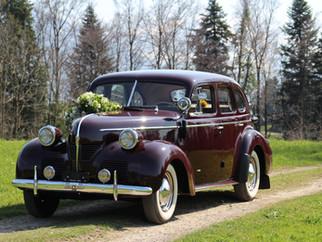 VOLVO PV60 - 1946