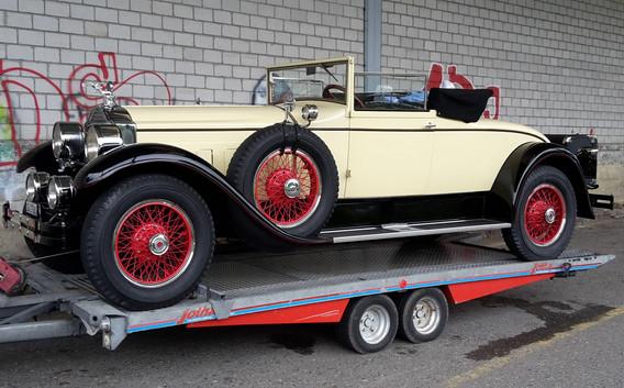 Packard 443 - 1927
