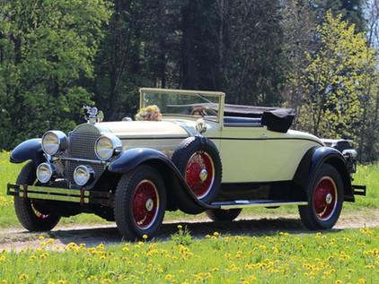 Packard 443 Convertible - 1927