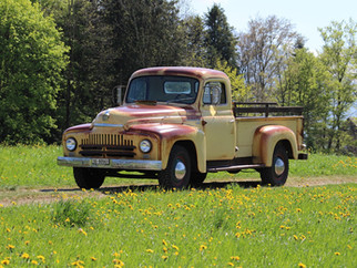 International L120 - 1950