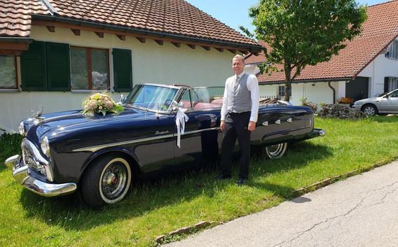 Chauffeur Patrick Schneider