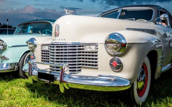 Cadillac Serie 62 - 1941
