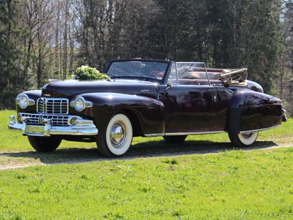 Lincoln Continental - 1948