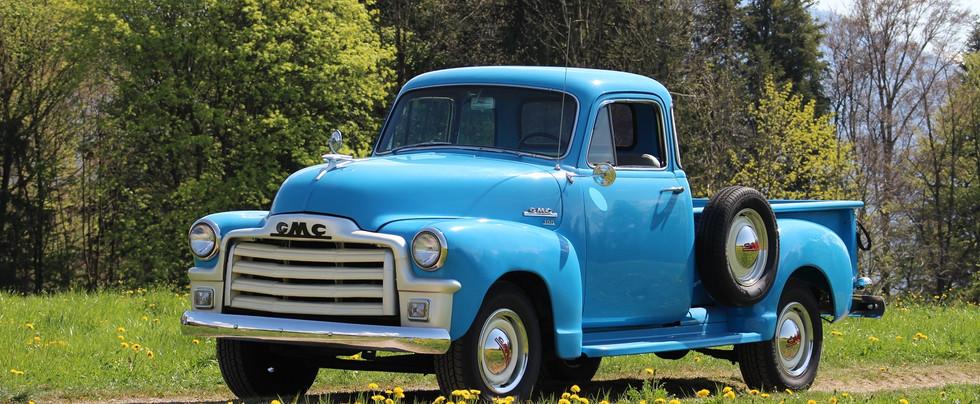 GMC 3100 Pickup - 1954