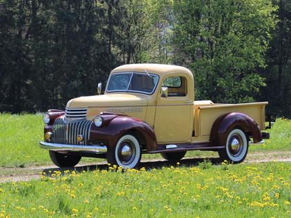 Chevrolet 3100 - 1947