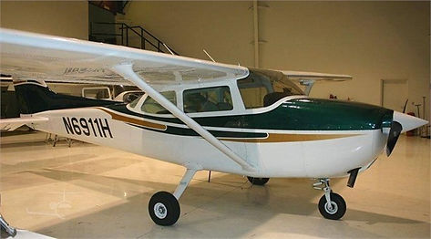 Cessna 172 for rent in Weatherford