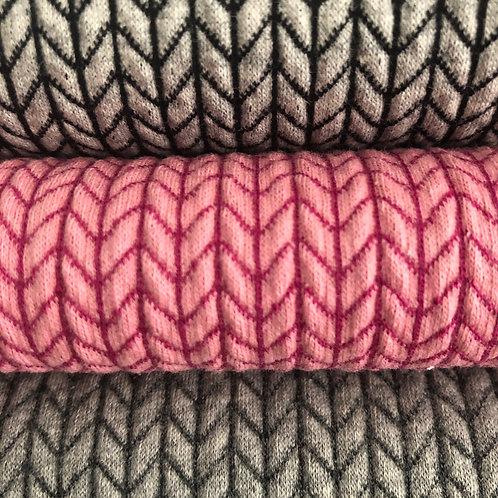 "Alb Stoffe-""Knit-Knit""  26,95 €/m Abgabe ab 0,5m"