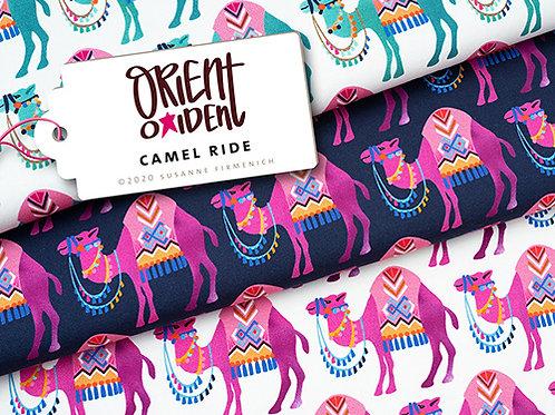 "Albstoffe Bio Sweat ""Camel Ride"" ca. 165 cm breit € 29,90/m Abnahme 0,5 m"