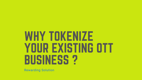 Tokenizing existing OTT services in the media industry