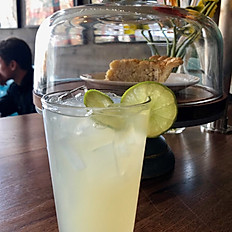 16oz. Fresh squeezed Limeade To Go