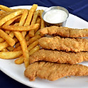 Chicken Fingers  & French Fries