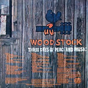 jimi hendrix vinyl lp album/woodstock two /  usa