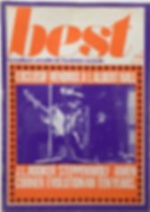 jimi hendrix magazine 1969/best april 1969 hendrix a l'albert hall