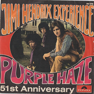 hendrix rotily /purple haze